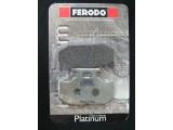 FERODO BRAKE PADS - REAR DR650 & DRZ400