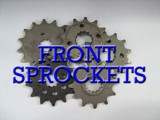 520 DR650 FRONT SPROCKET - 14 TOOTH