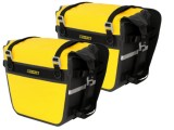NELSON RIGG DELUXE ADVENTURE DRY SADDLEBAGS - YELLOW