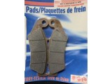 GENUINE BRAKE PADS - FRONT