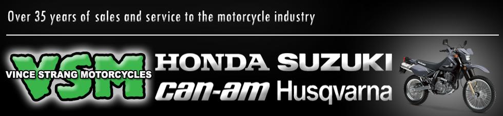 Vince Strang Motorcycles